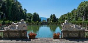 Il Parco di Villa Reale